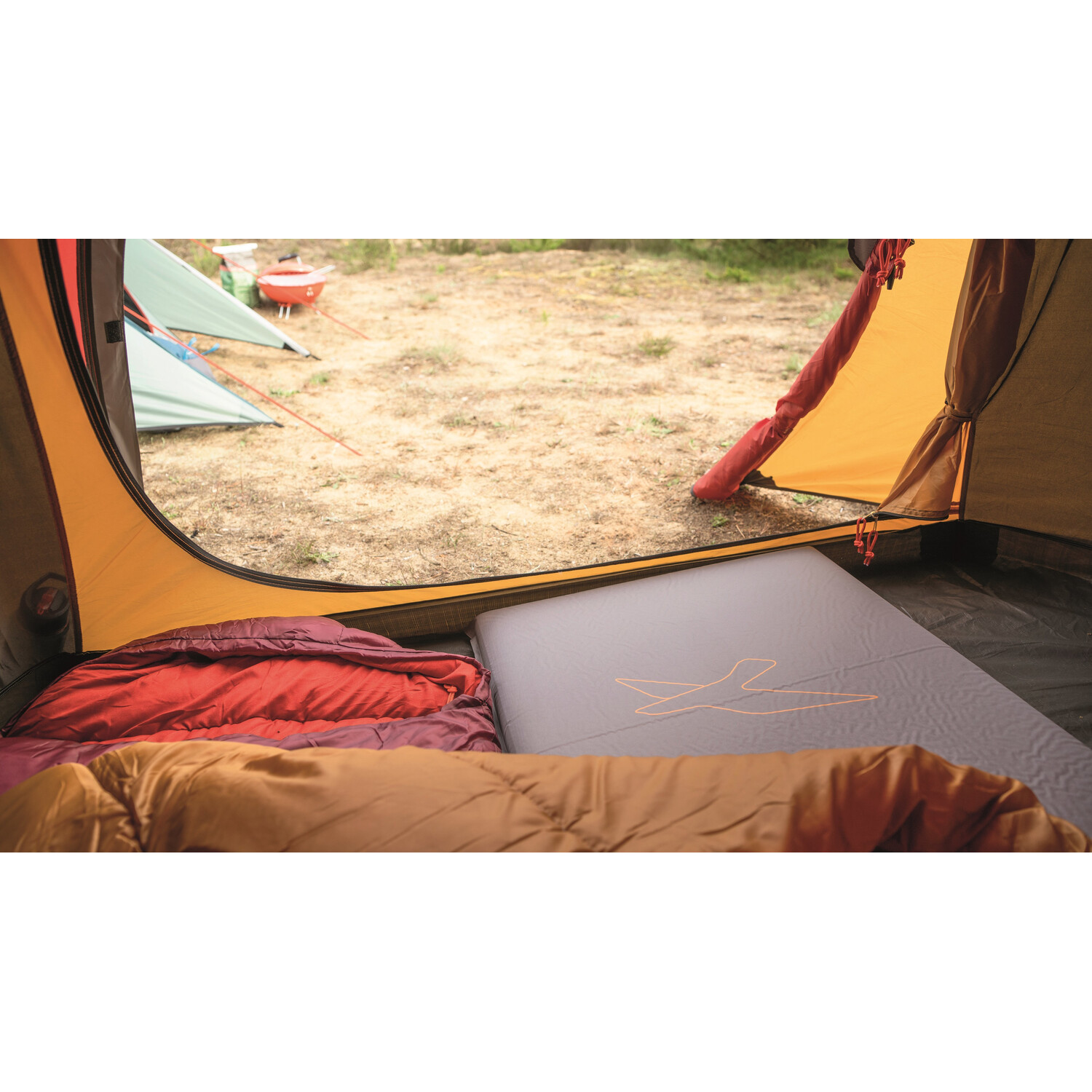 Easy Camp Siesta Matte Single 5cm grey