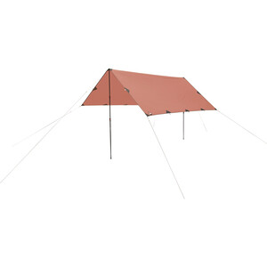 Robens Lona 3x3m, rojo rojo