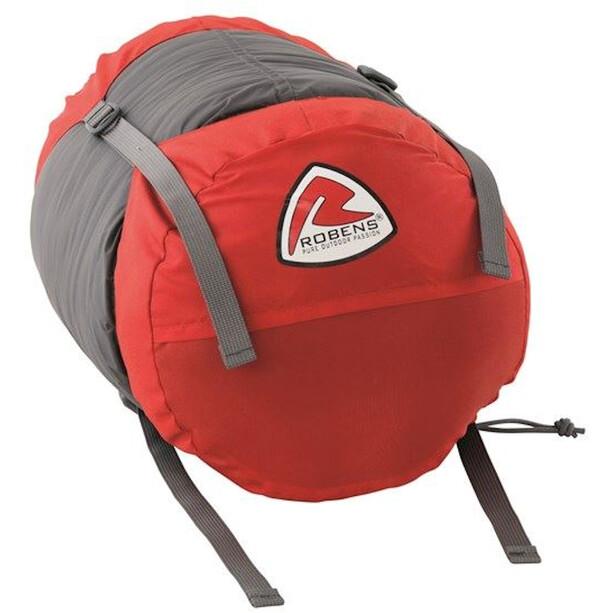 Robens Src 600 Sleeping Bag Short, brown