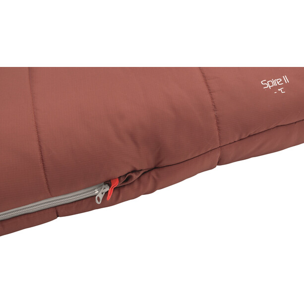 Robens Spire II Schlafsack red