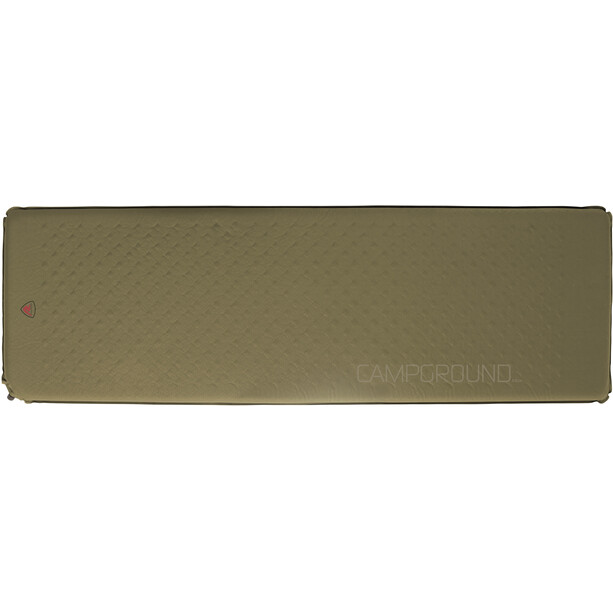 Robens Campground 50 Matelas autogonflant, green