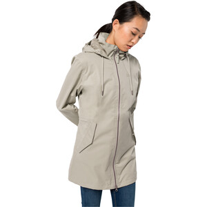 Jack Wolfskin Dakar Parka Damen dusty grey dusty grey