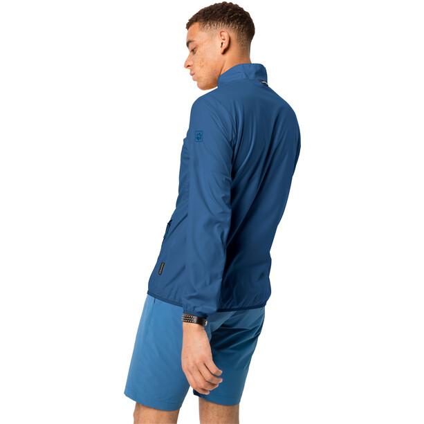 Jack Wolfskin JWP Wind Jacket Men, indigo blue