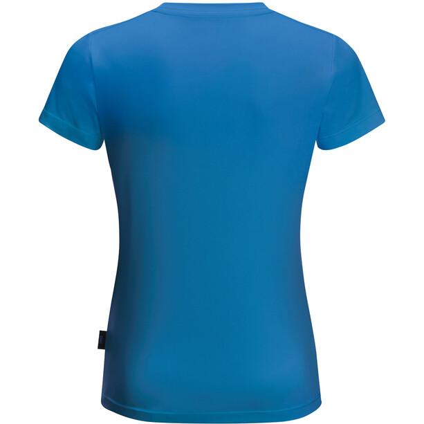 Jack Wolfskin Wolf T-Shirt Kinder sky blue