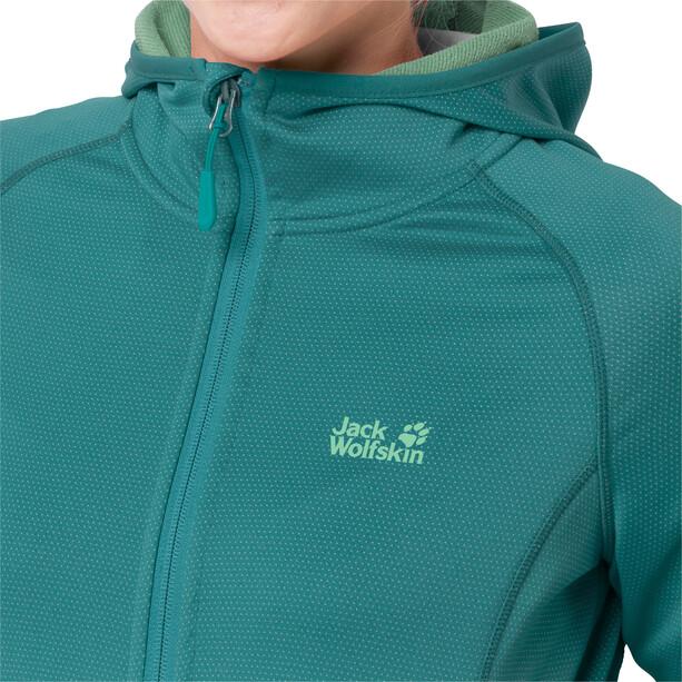 Jack Wolfskin Star Jacke Damen emerald green