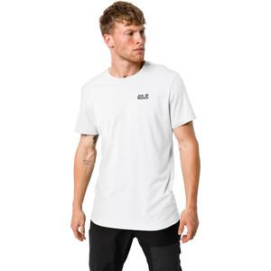 Jack Wolfskin Essential T-Shirt Herren white rush white rush