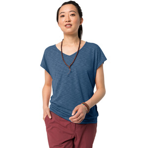 Jack Wolfskin Travel T-Shirt Damen ocean wave ocean wave