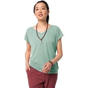 Jack Wolfskin Travel T-Shirt Damen light jade light jade