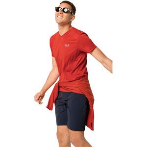 Jack Wolfskin JWP T-Shirt Herren lava red lava red