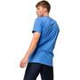 Jack Wolfskin Atlantic Ocean T-Shirt Herren wave blue