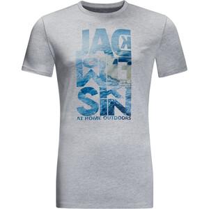 Jack Wolfskin Atlantic Ocean T-Shirt Herren slate grey slate grey