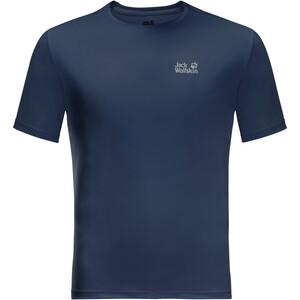 Jack Wolfskin Tech T-Shirt Herren dark indigo dark indigo