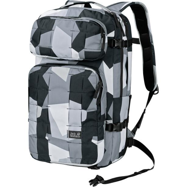 Jack Wolfskin TRT 22 Daypack grey geo block