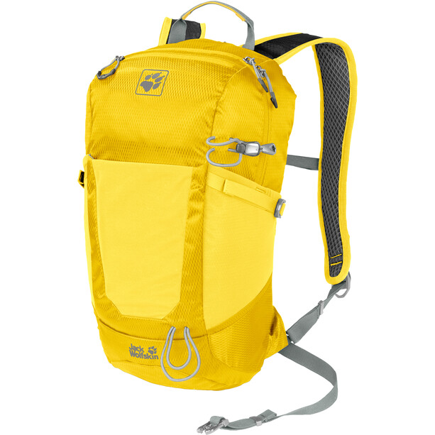 Jack Wolfskin Kingston 16 Rucksack dark sulphur