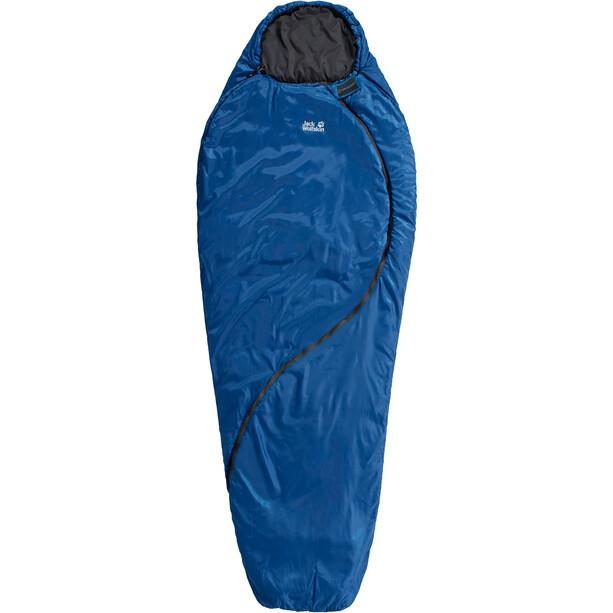 Jack Wolfskin Smoozip +2 Schlafsack classic blue