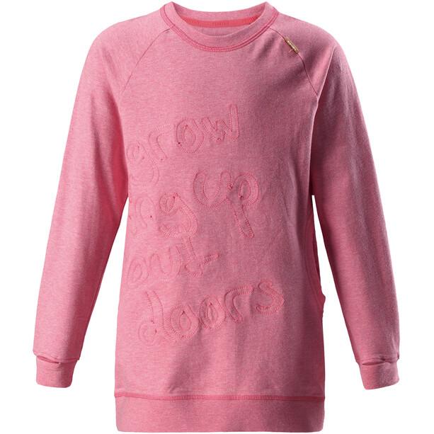 Reima Fugl LS Shirt Girls röd/pink