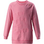 Reima Fugl LS Shirt Girls Coral Red