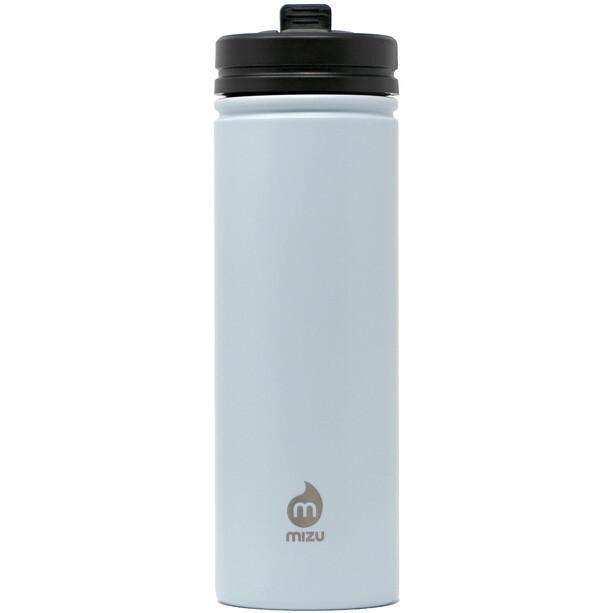 MIZU M9 Flasche with Straw Lid 900ml enduro ice blue