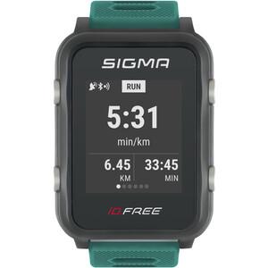 SIGMA SPORT iD.FREE Multisport-Uhr green green
