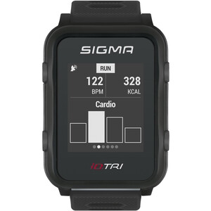 SIGMA SPORT iD.TRI Basic Multi-Sport Watch black black