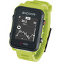 SIGMA SPORT iD.TRI Multisport-Uhr Set neon green