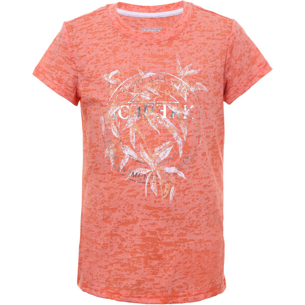 Icepeak Leuna T-Shirt Kids, abricot