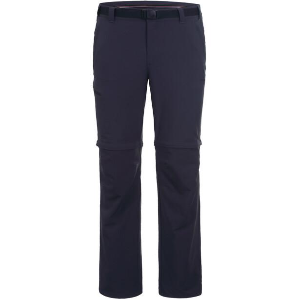 Icepeak Barwick Zip Off Trousers Men, anthracite