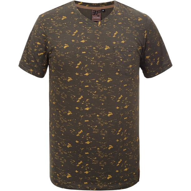Icepeak Ep Ahaus T-Shirt Homme, dark olive