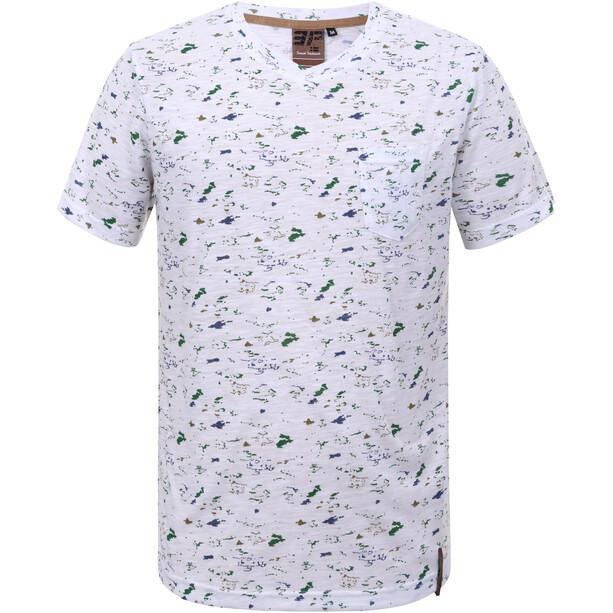 Icepeak Ep Ahaus T-Shirt Men, valkoinen