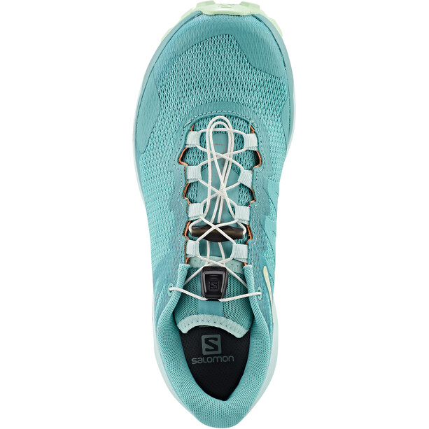 Salomon Sense Ride 3 Chaussures Femme, turquoise