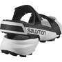 Salomon Speedcross Sandalen black/white/black