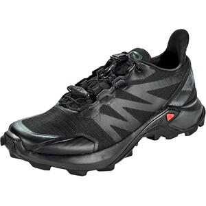 Salomon Supercross Schuhe Damen black/black/black black/black/black
