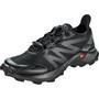 Salomon Supercross Schuhe Damen black/black/black