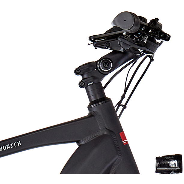 Ortler Munich 7000 Intube black matt