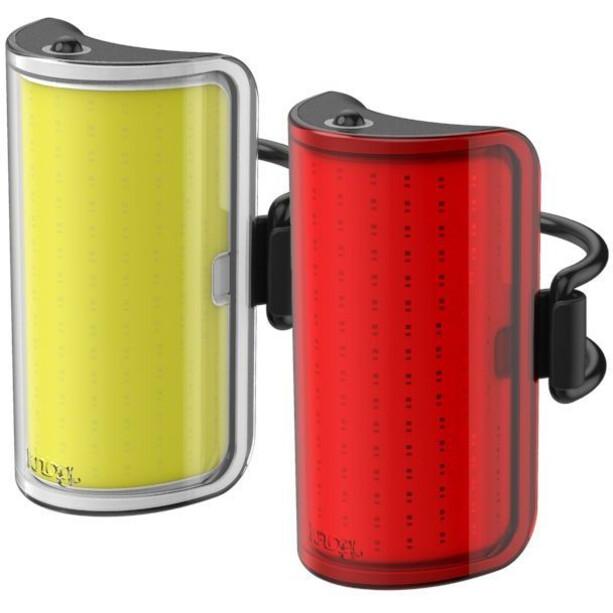 Knog Cobber Mid Twinpack Kit Éclairages