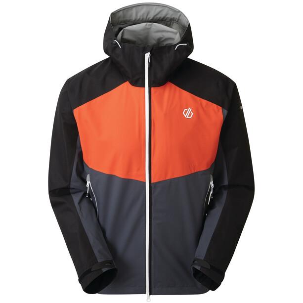 Dare 2b Touchpoint Jacke Herren grau/orange