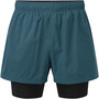 Dare 2b Recreate Shorts Men, majolica blue/outerspace blue