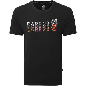 Dare 2b Focalize T-shirt Homme, noir noir