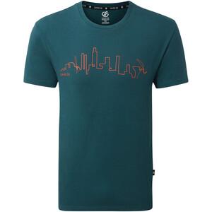 Dare 2b Divide T-Shirt Herren majolica blue majolica blue