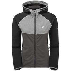 Dare 2b Courteous II Coral Stretch Jacke Damen schwarz/grau schwarz/grau