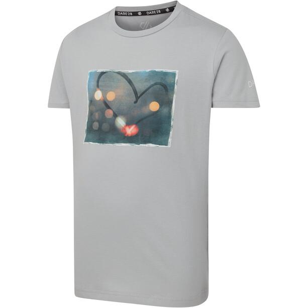 Dare 2b Go Beyond T-Shirt Kinder grau