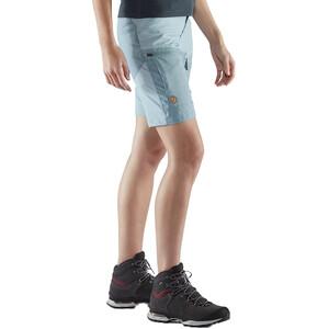Fjällräven Abisko Midsummer Shorts Damen mineral blue/clay blue mineral blue/clay blue