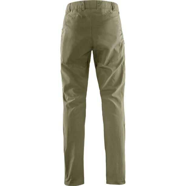 Fjällräven Abisko Midsummer Pantalon Homme, savanna/light olive