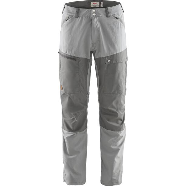 Fjällräven Abisko Midsummer Hose Herren shark grey/super grey