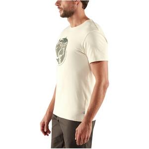 Fjällräven Arctic Fox T-Shirt Herren chalk white chalk white