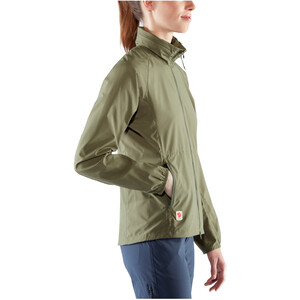 Fjällräven High Coast Lite Jacke Damen green green