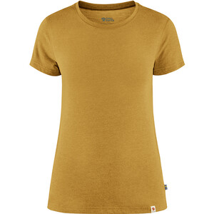 Fjällräven High Coast Lite T-Shirt Women, ochre ochre