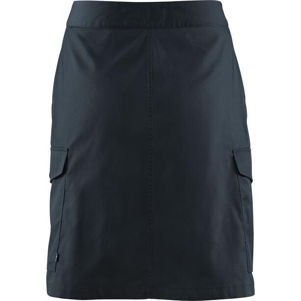 Fjällräven Övik Travel Skirt Women, dark navy