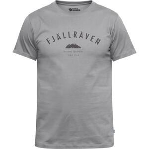 Fjällräven Trekking Equipment T-Shirt Men shark grey shark grey