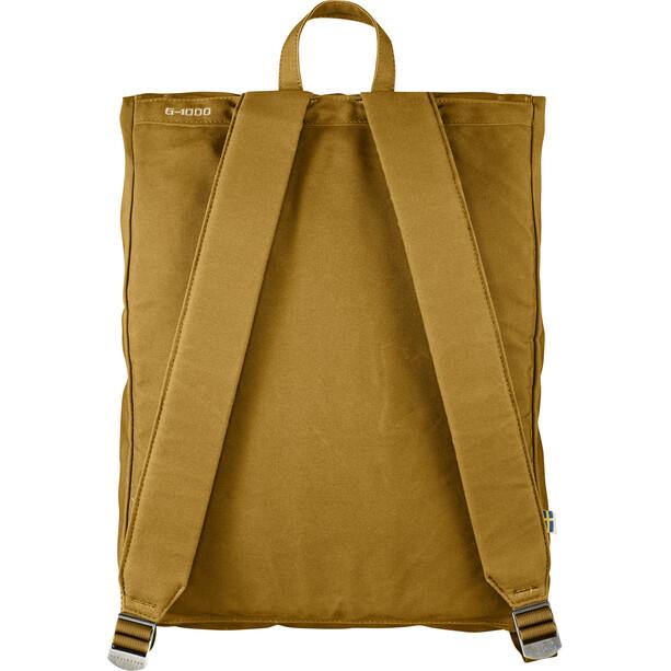 Fjällräven No.1 Foldsack Rucksack gelb